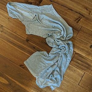 Zara sleeveless hoodie dress